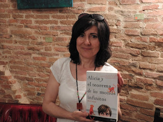 Crónica del encuentro con Mayte Uceda