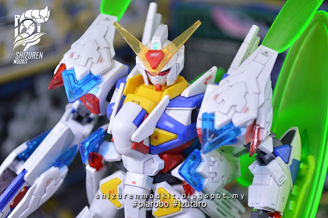 BEGINNING 30 GUNDAM review by Syazrin Syauqi