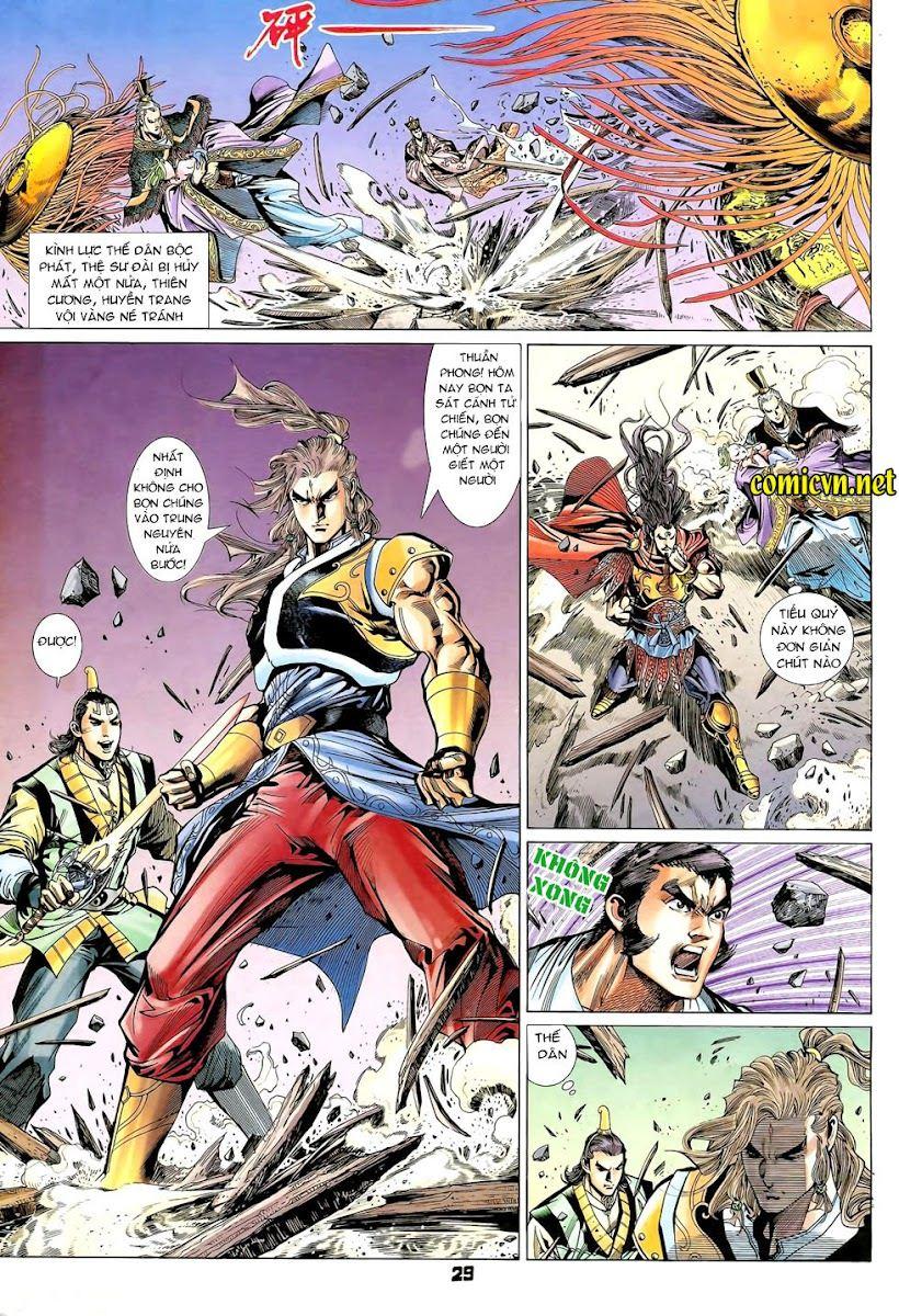 Đại Đường Uy Long chapter 90 trang 29
