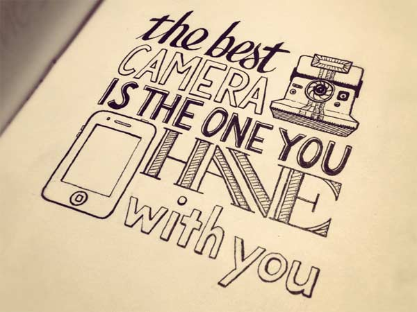 Images 70 Awesome Inspirational Typography Quotes: Typography: 20 Beautiful Yet Inspiring Hand Lettering
