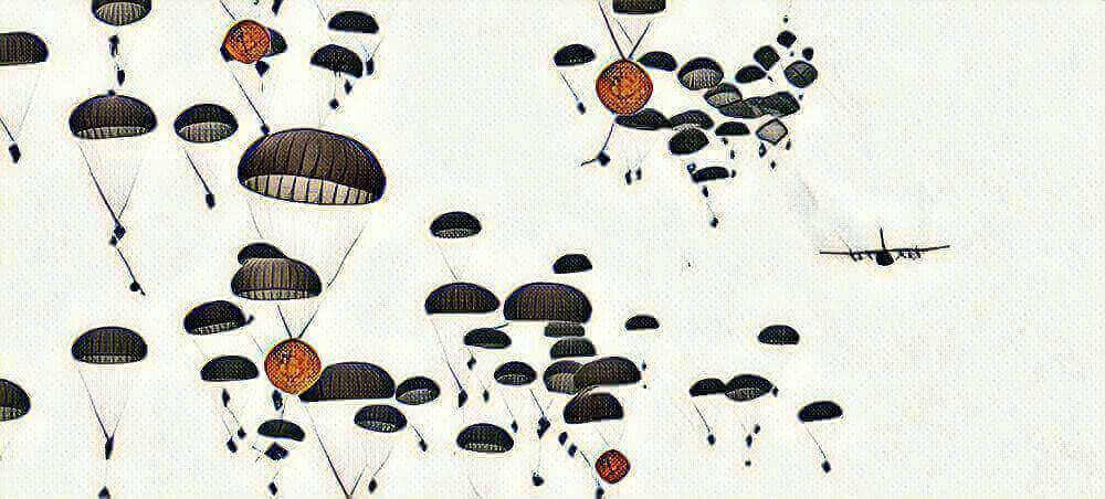 парашути