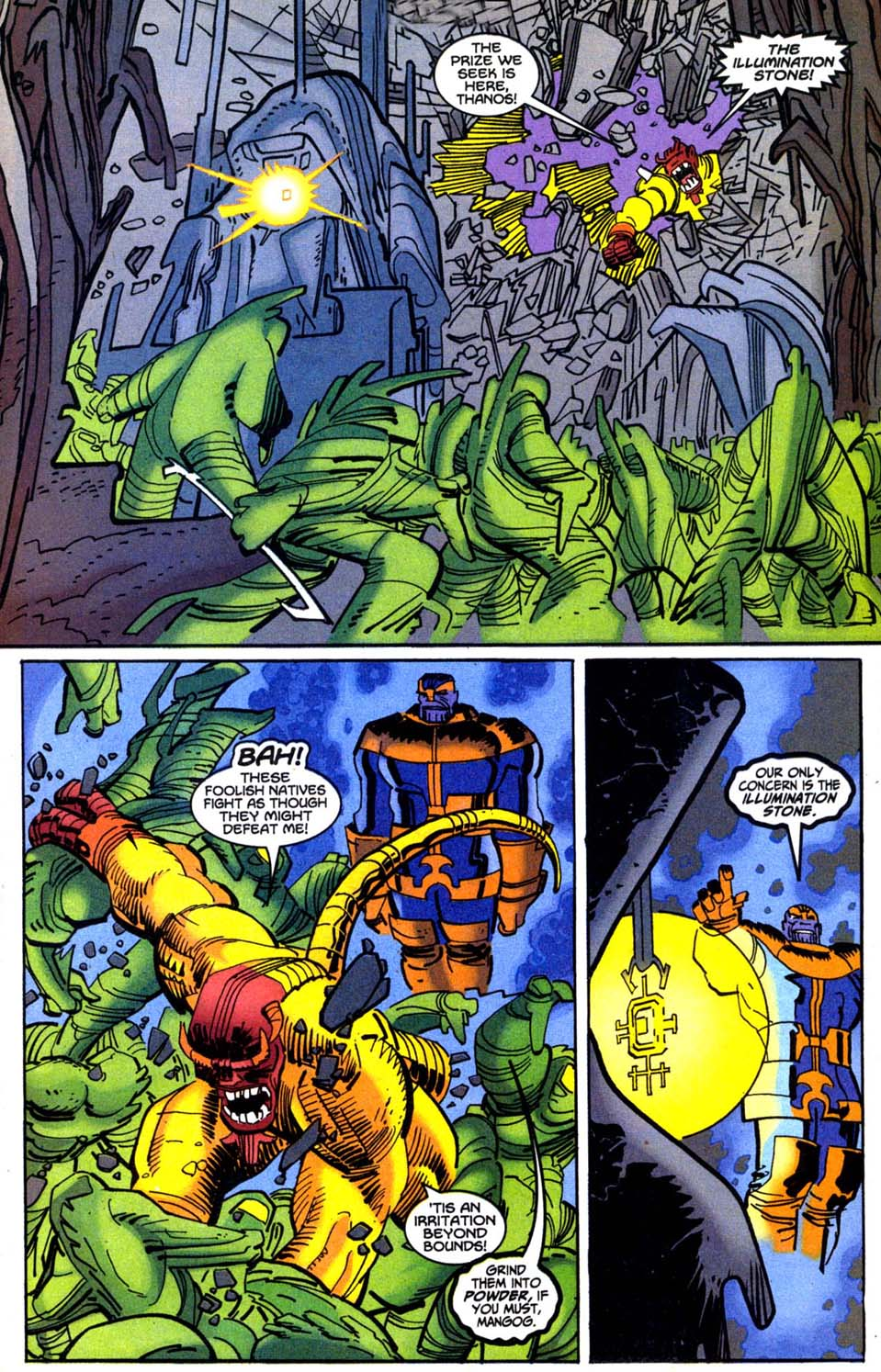 Thor (1998) Issue #22 #23 - English 12