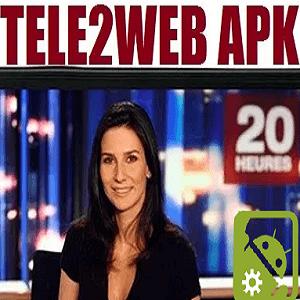ANDROID TÉLÉCHARGER TELE2WEB