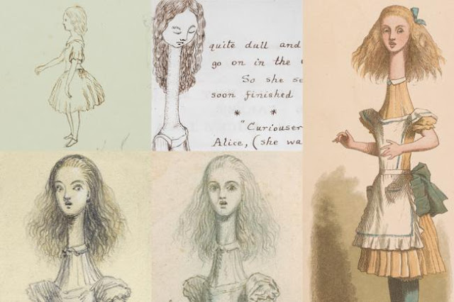 #art review of #aliceinwonderland @MorganLibrary http://schulmanart.blogspot.com/2015/07/why-alice-still-matters.html