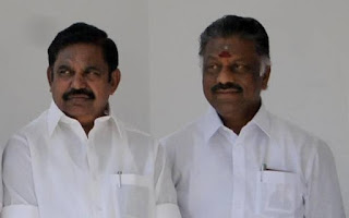 dinakaran comments on EPS-OPS