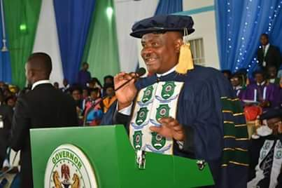 RSUST Convocation: An address presented by the Governor Nyesom Ezenwo Wike