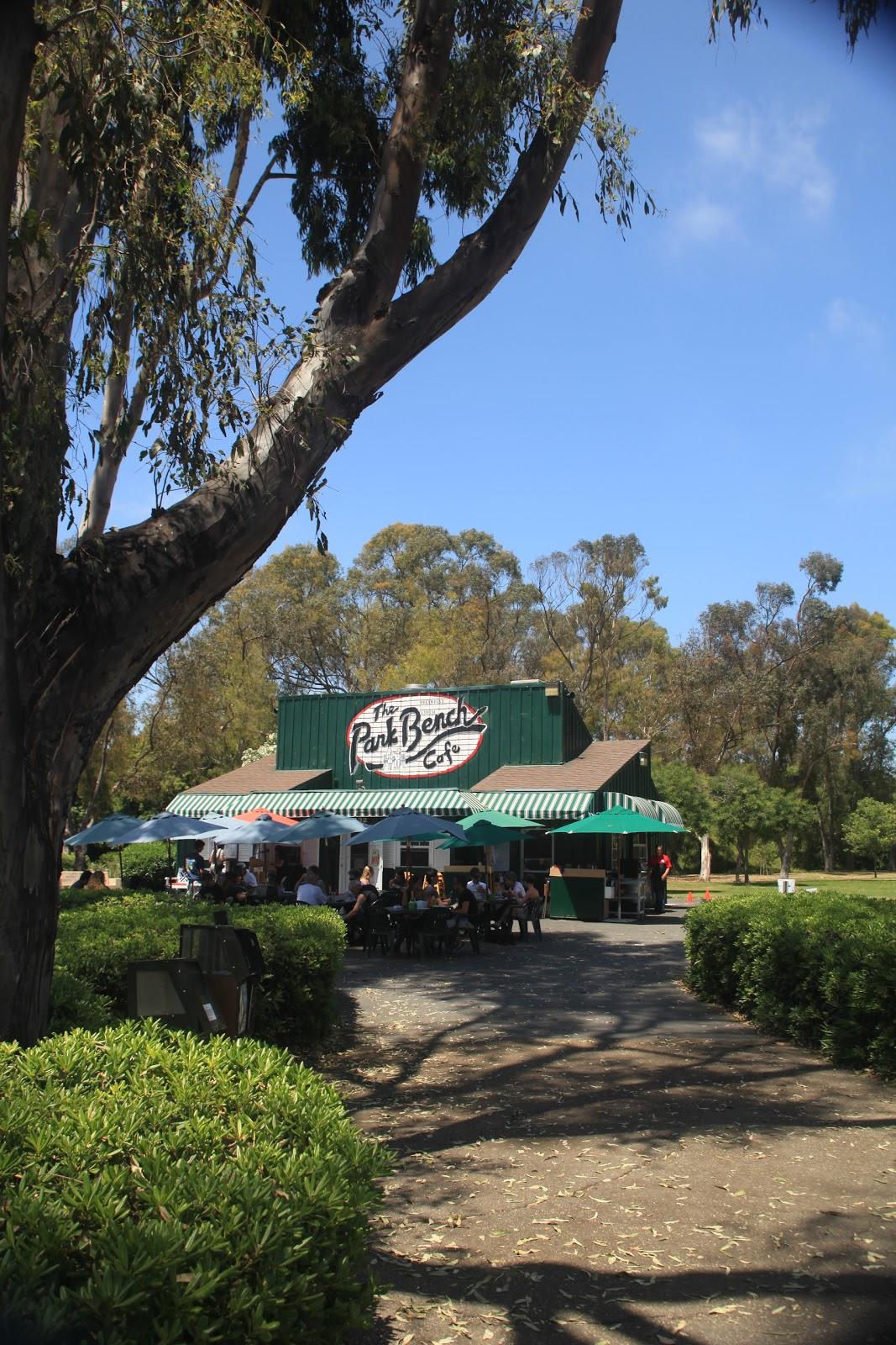 Restaurant In Central Park Huntington Beach