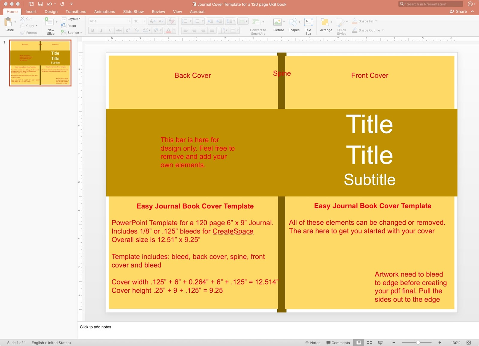 How To Make A Book Cover Using Powerpoint ~ Bruce the book guy training session learn how to make a journal