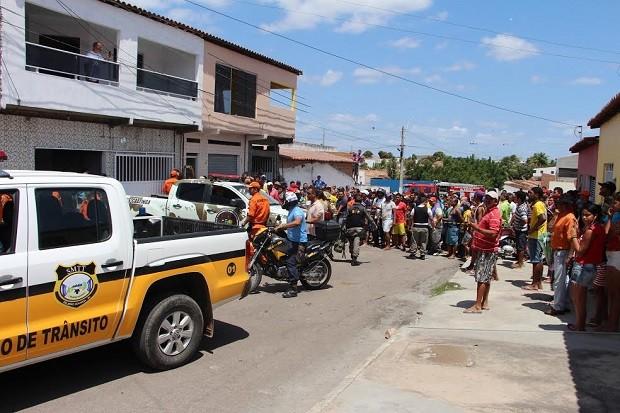 Suspeitos mortos em confronto com policiais em Delmiro Gouveia são identificados