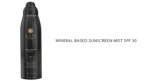 Soleil Toujours Review, Chemical Free Sunscreen, Natural Sunscreen