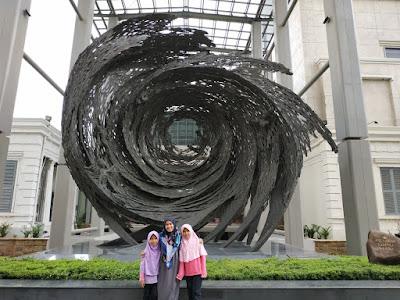cara menuju museum nasional indonesia