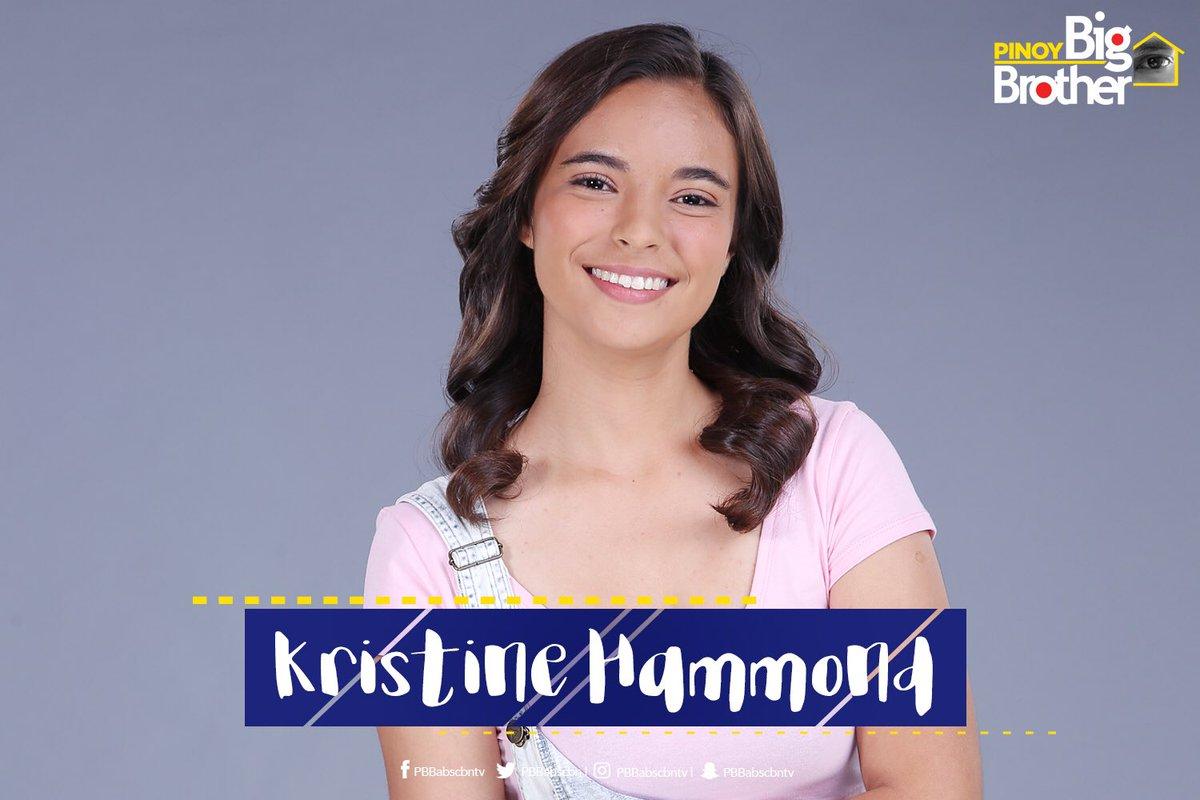 Kristine Hammond, 16 (Sporty Spice ng Biñan)
