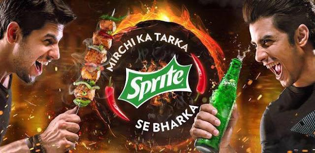 Siddharth Malhotra & Ali Zafar Sprite Ad