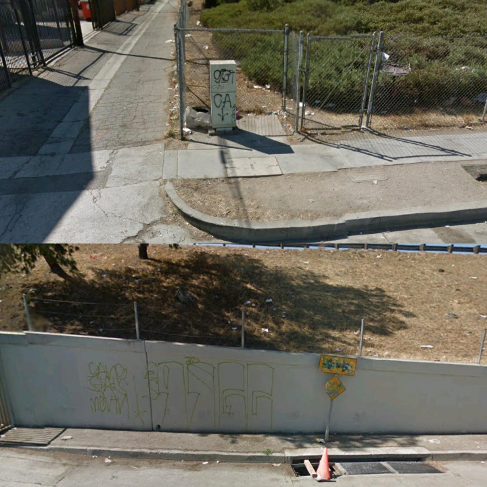 Crip Gangs Graffiti: 97 Gangster Crip
