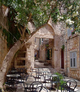 Hvar Old Town Croatia