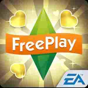 The sims freeplay mod icon