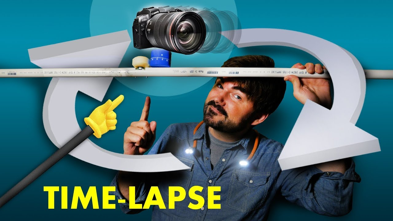 EPIC Time-lapse - ORBITING Camera Rig (360 Degree Timelapse)
