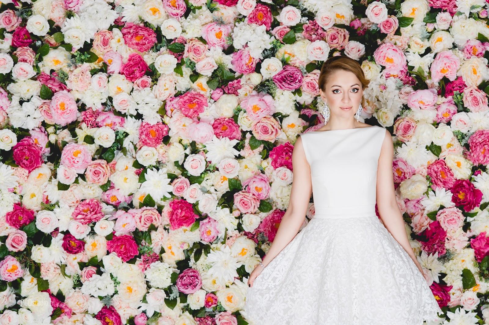 Suknia ślubna Viole Piekut