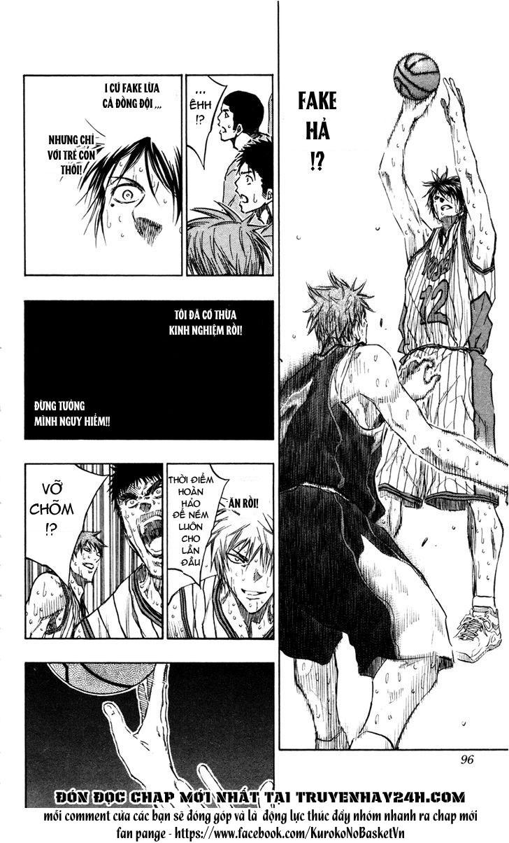 Kuroko No Basket chap 167 trang 10