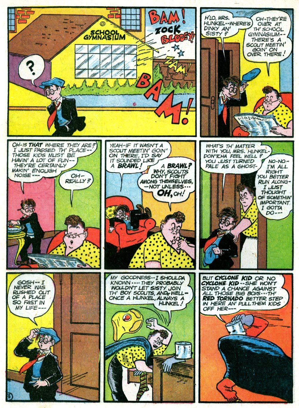 Read online All-American Comics (1939) comic -  Issue #44 - 45