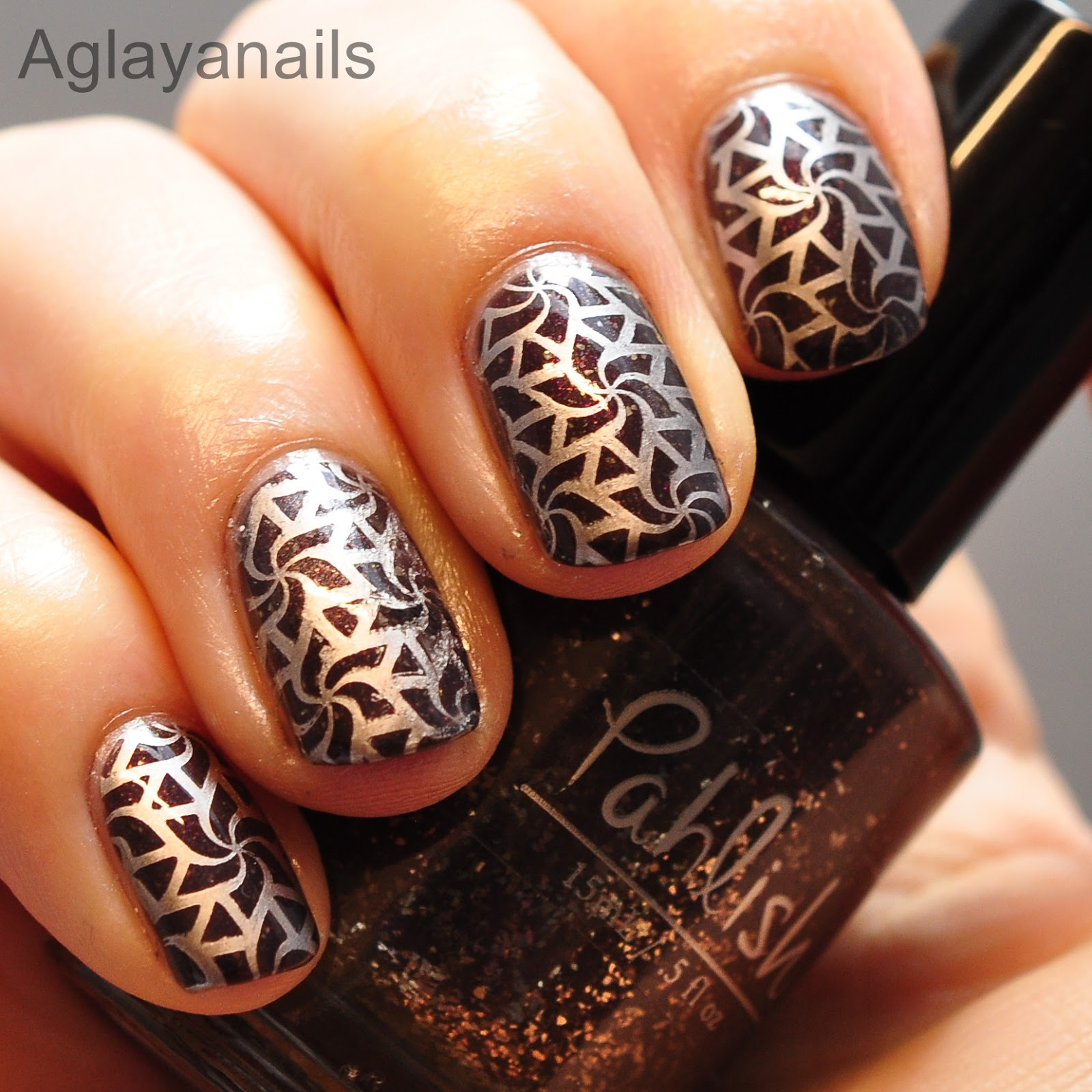 Aglayanails sinister puddle for Mirror 0 zfs