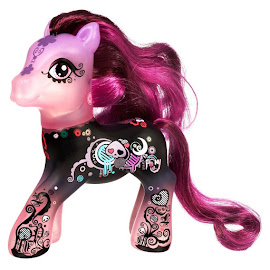 "My Little Pony ""Tattoo Pony"" Exclusives SDCC G3 Pony"