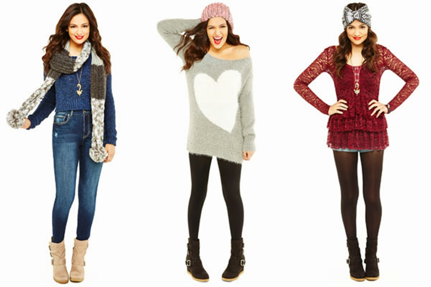 Fashion clothes for teenage girls