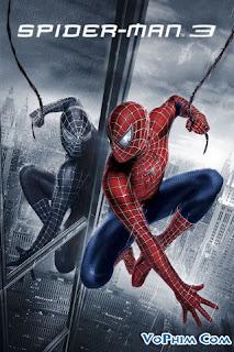 Phim Người Nhện 3-Spider-Man 3 (2007) [Full HD-VietSub+Thuyết Minh]