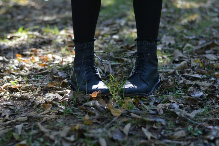 free people heathered highland boot sock