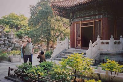 Kinesiska trädgårdar