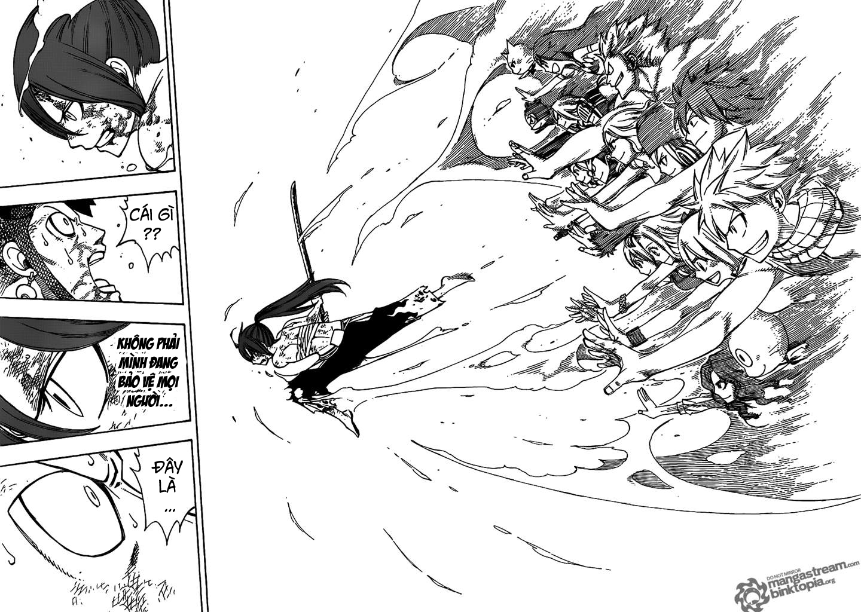 Fairy Tail chap 237 trang 14
