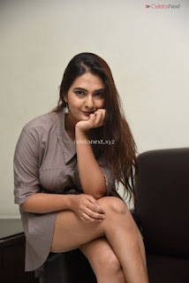 Neha Deshpande in Short Dress Spicy Pics .xyz Exclusive Pics 001