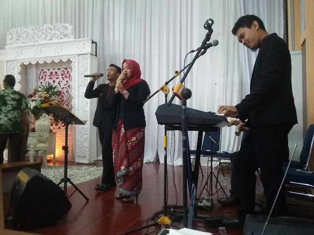 HP. 0857-9999-1272 (M3) : Hiburan Nasyid Islami / event / wedding | Syahdu Nasyid - Wedding Kenny & Mayang