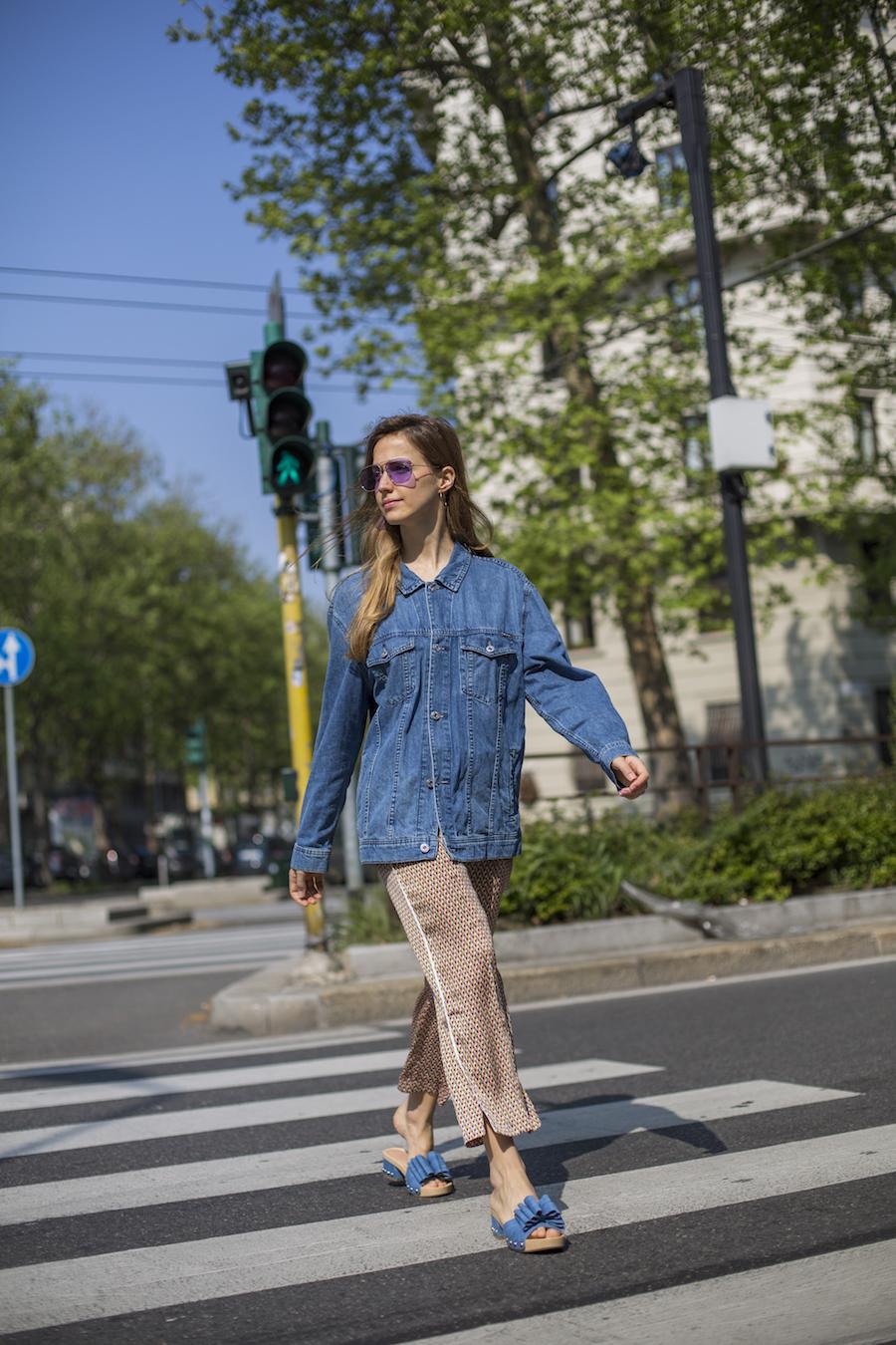 milano street style 2017