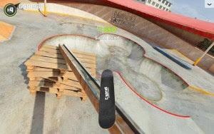 Free Download Touchgrind Skate 2 MOD APK 1.0 Terbaru
