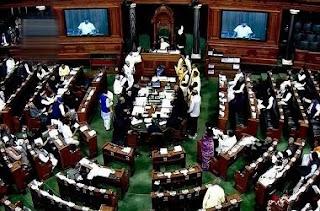 Lok Sabha passes the Scheduled Tribes Amendment Bill, 2018