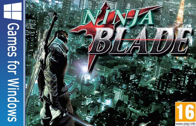 Ninja Blade gamerzidn