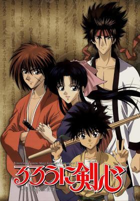 Assistir Samurai X Online Dublado e Legendado