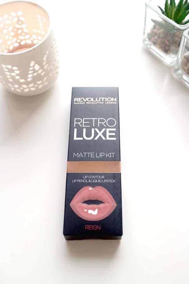 Makeup Revolution - Lip Kit   Reign