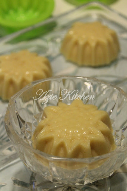 Puding Cheese