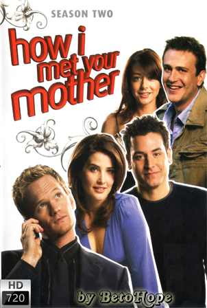 How I Met Your Mother Temporada 2 [720p] [2006]  [Ingles Subtitulado] HD 1080P  [Google Drive] GloboTV