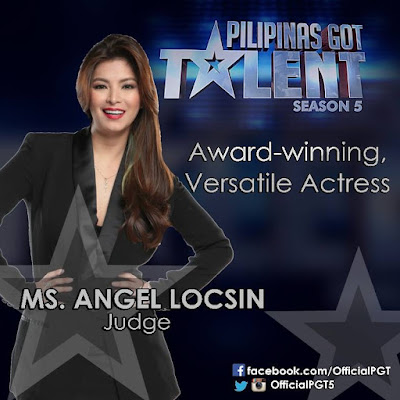 Angel Locsin PGT Season 5 judge