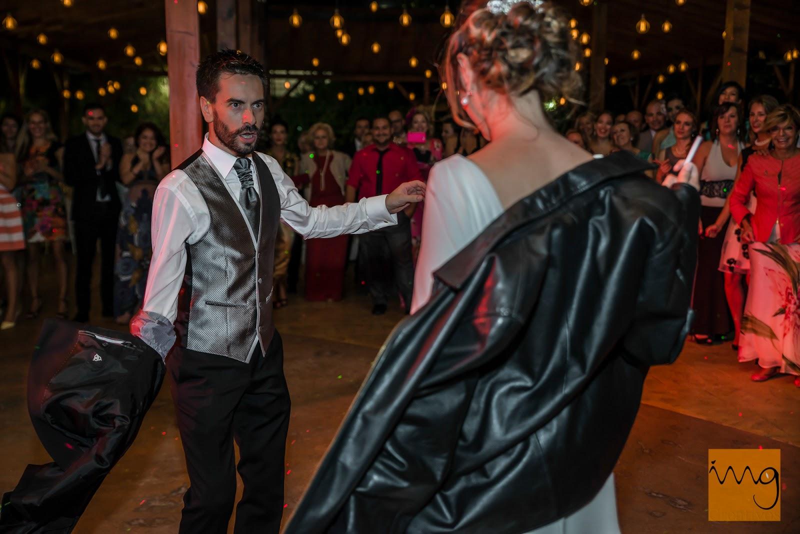 Baile de boda creativo