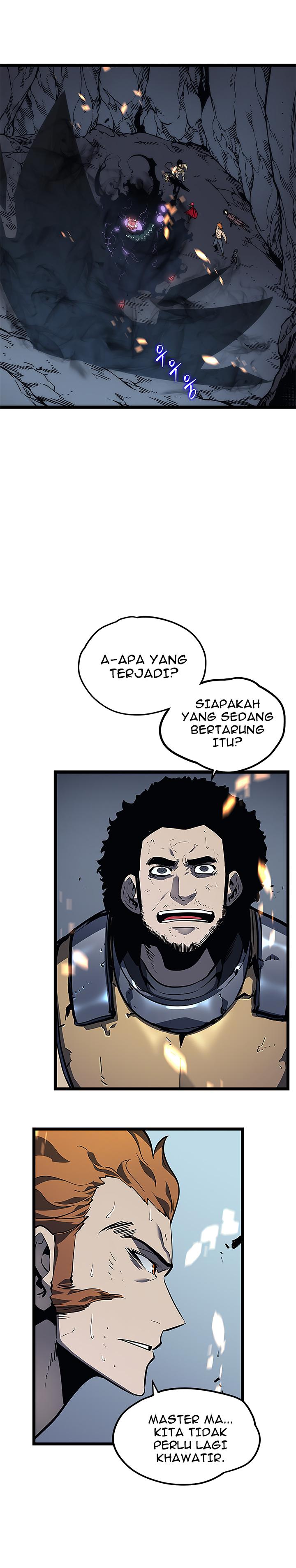 Komik Solo Leveling  Chapter 101 gambar urutan 19