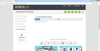 cara membuat toko online dengan prestashop