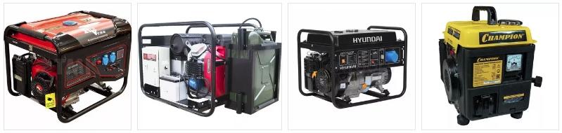 Хороший выбор мощных доступных генераторов