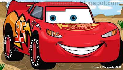 ee659e5ca5e Desenhos Diversos do. Playset Carros Disney Infinity