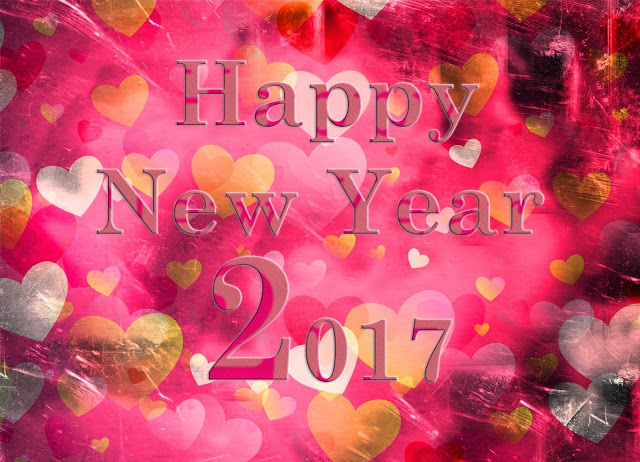 Happy New Year 2017 SMS