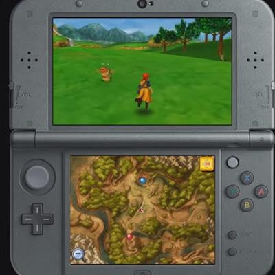 Dragon Quest VIII para Nintendo 3DS en nuevos vídeos de juego