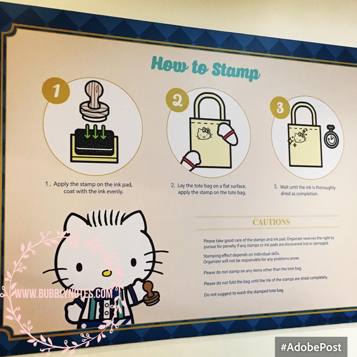 KHAS BUAT PEMINAT HELLO KITTY Hello Kitty Go Around